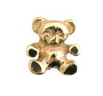 Bear - Gold Charm